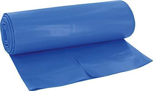 blau-700 x 1100 41 MON Triuso sacs poubelle 120l Lot de 25 unit/és//Rouleau Sac de Poubelle Sac Sac en plastique distributeur
