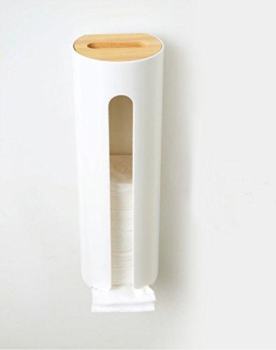 Kosmetik-Aufbewahrungsbox für Wattepads, mit leicht zugänglichen Öffnungen