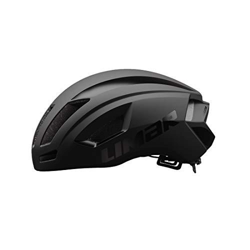 Limar Unisex– Erwachsene Air Speed Fahrradhelm, schwarz, L
