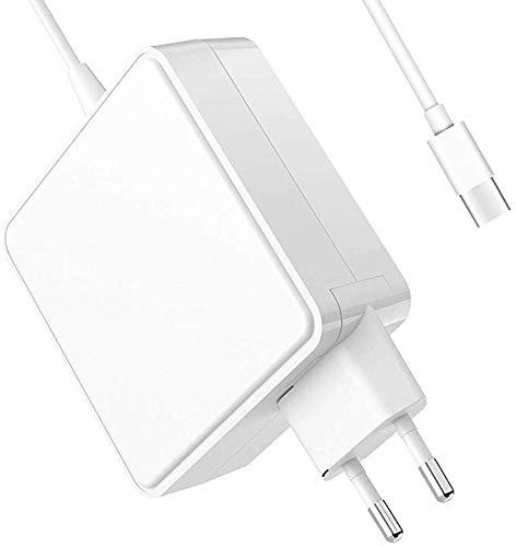 60 Watt Caricatore Notebook Adattatore 60W Alimentatore MagSafe 1 forma di L Caricatore per MacBook e MacBook Pro 11' 13' - Inizio 2009 a Metà 2011 Unibody Modelli