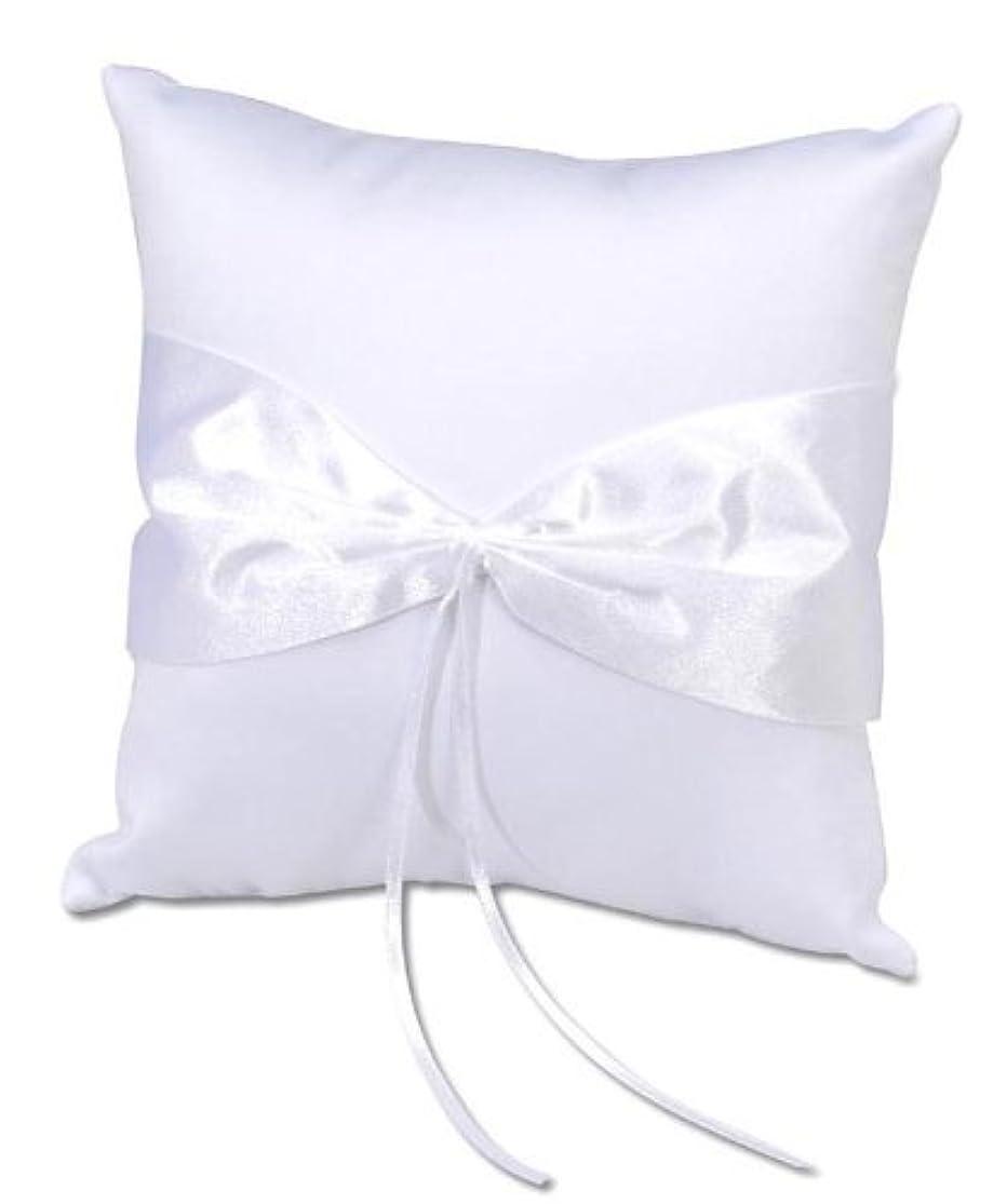 世論調査女優注釈を付けるDarice VL32, Ring Pillow Design Your Own, White [並行輸入品]