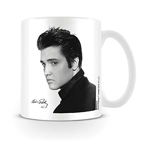 Elvis Presley Kaffeetassen, Mehrfarbig