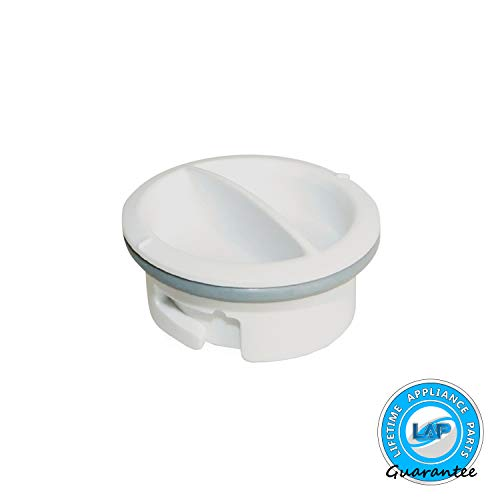 Lifetime Appliance 154388801 Dispenser Cap Compatible with Frigidaire, Electrolux, Kenmore or Sears Dishwasher