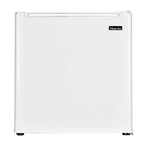 Magic Chef 1.7 Cubic' Mini Fridge, White, One Size