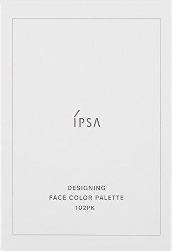 イプサ(IPSA)デザイニングフェイスカラーパレット102PK