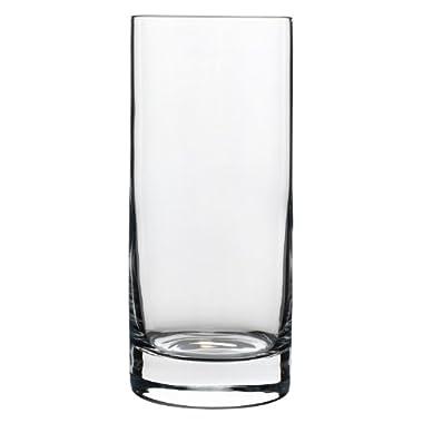 Luigi Bormioli Classico Beverage Glass, 16-1/4-Ounce, Set of 6