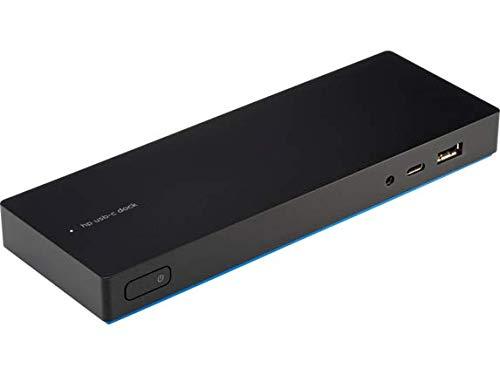 HP USB-C Dock G4 Verkabelt USB 3.0 (3.1 Gen 1) Type-C Schwarz