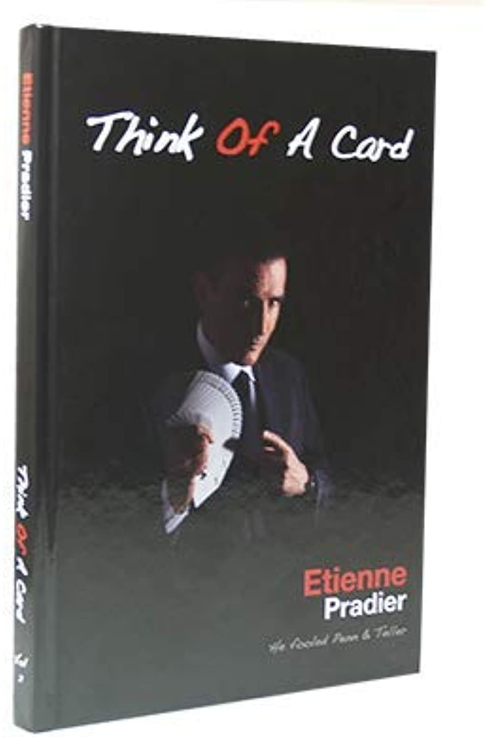 Murphy's Think of a Card by Etienne Pradier  Book