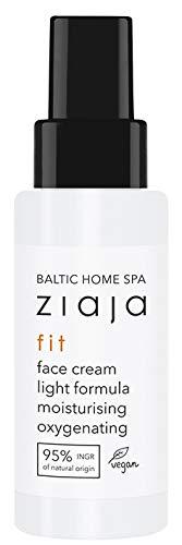 Ziaja Baltic Home Spa crema facial hidratante y oxigenante fórmula ligera 50ml
