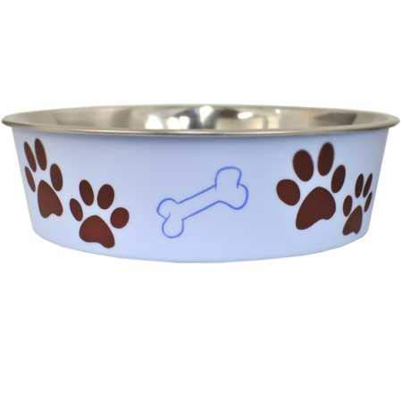 Loving Pets Bella Bowls Murano Blue (Medium)