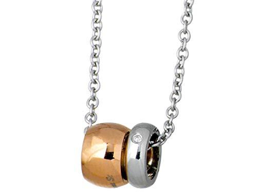 close to me クロストゥーミー ステンレス ネックレス ダイヤモンド レディース 金属アレルギー対応 SN11-042