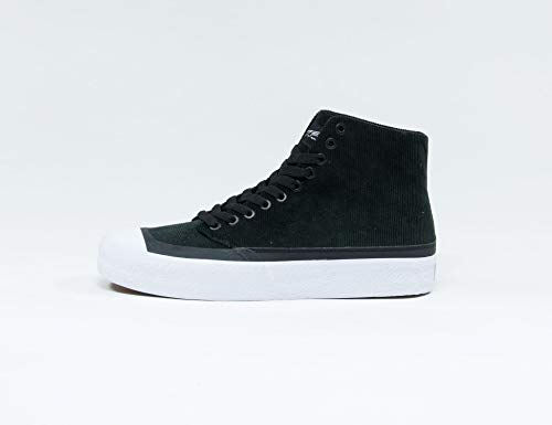 DC Shoes T-Funk Hi - Reloj de pulsera, color blanco y negro, XKKW, 42 UE