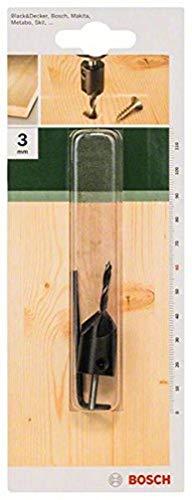 brocas madera avellanadoras bosch Marca Bosch