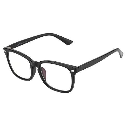 Cyxus Blue Light Fliter Glasses Computer Eyewear Clear Lens Eyeglasses Frame
