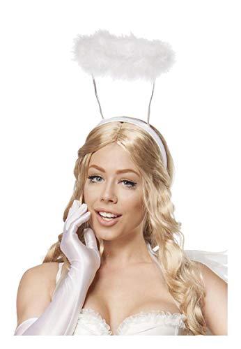 Atixo dameskostuums - engel-haarband heilige bon M680