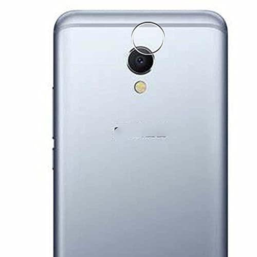Vaxson 2 Stück Schutzfolie, kompatibel mit Meizu MX6 Kamera TPU Folie Rückseitige Kameraobjektiv [nicht Panzerglas Bildschirmschutzfolie Hülle Hülle ]
