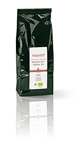 PeclaSANUS - BIO Basischer Tee - Basenkur / Basenfasten aus 49 Kräutern (1x 250g)