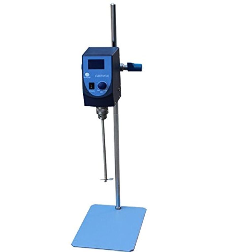 規制するプレビスサイトワードローブLab Digital Electric Mixer Overhead Stirrer Laboratory Mixer Agitator Stirring Capacity 40L 100?2500rpm 100~240V