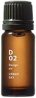 D02 URBAN SKY Design air 10ml