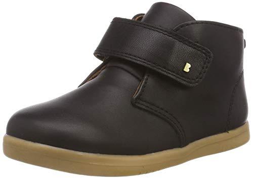 Bobux, Desert boots Garçon mixte enfant, Noir (Black 1), 23 EU