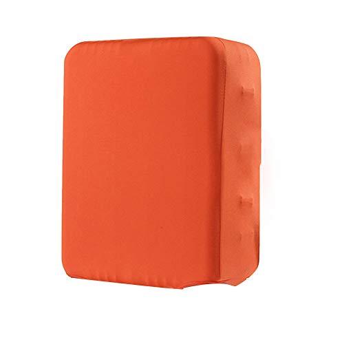 Spandex Equipaje Funda Lavable Maleta Protector de la Cubierta a Prueba de Polvo de Equipaje Maleta Cubierta Fit 30-32 Pulgadas de Viajes a Orange 1pc XLbackpackLuggage