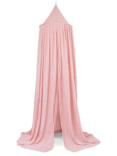 Jollein Vintage Moskitonetz 205 cm Blush Pink