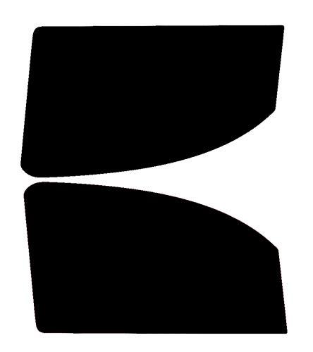 test PSSC vorgeschnittene Windschutzscheibenblätter für Renault Kangoo Maxi 2011 und 2016 Deutschland
