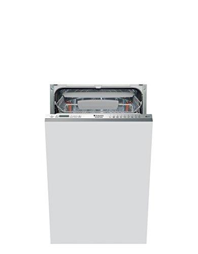 Hotpoint LSTF 9M124 C EU'Display Digit, 10 coperti, Sensor System, Motore inverter Flexipower, Extra Silent, Potenza sonora 44 db(A), 9 programmi di lavaggio, Auto intensivo, Auto normale, Ultra Int