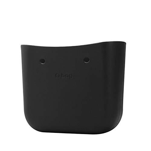 O Bag Mini Scocca (Nero)