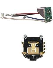 Originele reserveonderdelen set controleplaat en fase-control board voor het instellen van de snelheden voor keukenmachines van Kitchenaid 5KSM150, 5KSM90, 5KSM45, 5KSM156, 5KSM125, 5KSM175, 5K5