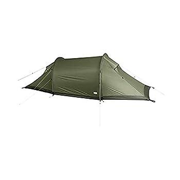 Fjallraven Abisko Lite 2 Tente Tunnel Unisex-Adult, Pine Green, OneSize