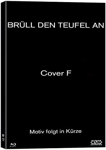 Brüll den Teufel an - Zwei wie Hund und Katz - Shout at the Devil [Blu-Ray+DVD] - uncut - limitiertes Mediabook Cover F