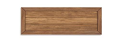 HOGAR24 ES Cloe 155 - Cabecero Madera Maciza Natural Acabado Encerado. Medidas: 155 x 60 x 2 cm.