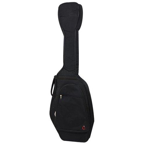 Ortola 5122 Schutzhülle für Elektro Bass Gitarre BC Rich Warlock 53, Schwarz