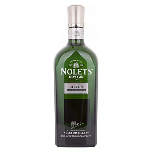 Nolet's Dry Gin Silver 47,60% 0,70 lt.