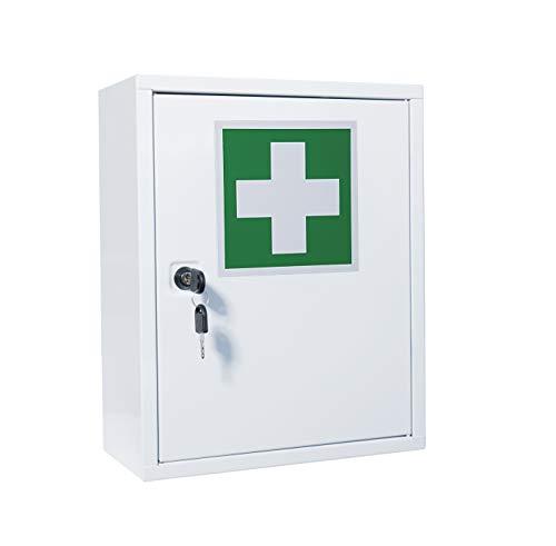 FAP Medizinschrank A Arzneischrank Metallschrank Medikamentenschrank ohne Füllung
