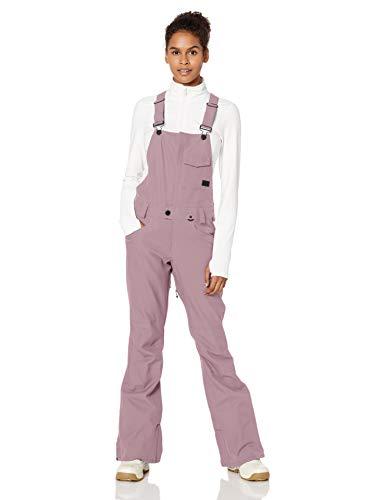 Volcom Damen Swift Bib Overall Snowpant - Violett - X-Klein
