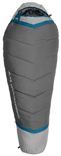 ALPS Mountaineering Blaze +20 Degree Mummy Sleeping Bag, XL