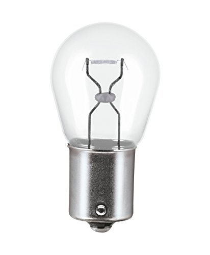 OSRAM ORIGINAL P21W Halogène, feu antibrouillard arrière/feu stop/feu arrière et feu de recul, 7511-02B, poids-lourd 24 V, boîte pliante (1 pièce)