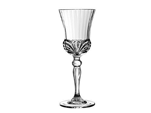 RCR Aurea VAP à Vin, Verre, Transparent, Confection de 6 Pièces, 16 cl