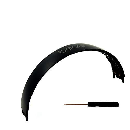 Solo 3 Headband Replacement Beats Solo3 Replacement Headband Top Head Band Repair Kit for Solo3 Solo 3 Solo2 Solo 2 Wireless On-Ear Headphones (Matte Black)