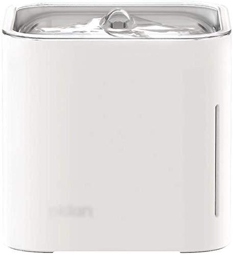 WEHOLY Pet Water Dispenser Intelligent Automatic Circulating Water Pet Water Dispenser Water Feeder White Best Gift Home