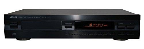 YAMAHA CDX-393 CD-Player schwarz