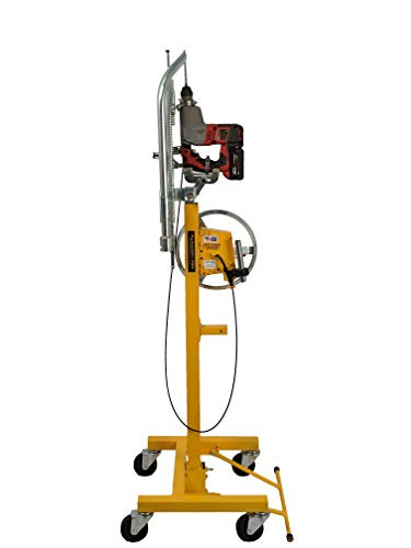 Check Out This Telpro Inc. 210 Drillrite Overhead Drill Press, Yellow