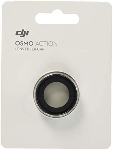 DJI Osmo Action Part 1 - DJI Osmo Action Camera Battery, Maximum Capacity 1300 mAh, Quick and Easy Installation, Battery Box and MicroSD Card, Two Battery Locks, Multiple Batteries