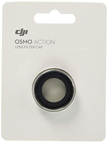 DJI Osmo Action Part 4 Objektivschutzkappe – Schutz für Objektiv der Osmo Action-Kamera, Zubehör für Osmo Action-Kamera, Glaskappe für Kameraobjekte