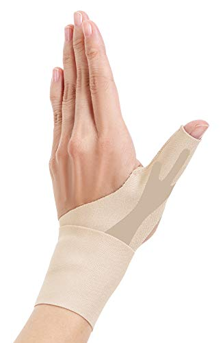 アルファックス お医者さんの手首サポーター Fit(フィット) ベージュ 左手用 Sサイズ