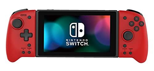HORI - Controlador Split Pad Pro Rojo (Nintendo Switch)