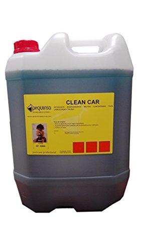 Detergente desengrasante neutro concentrado para carrocería