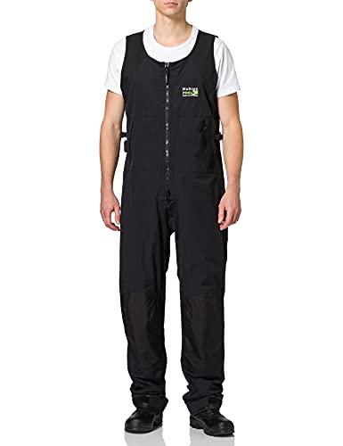 Marinepool Sailingwear - MenCabra Salopette - Prenda, Color Negro, Talla L